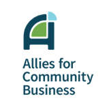 Allies for Community Business Logo